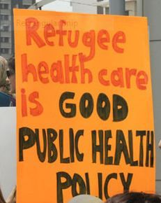 Groups Demand Health Care For All